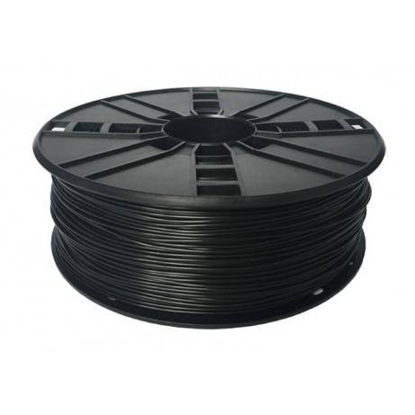 GEMBIRD Tisková struna (filament) flexibilní, 1,75mm, 1kg, černá
