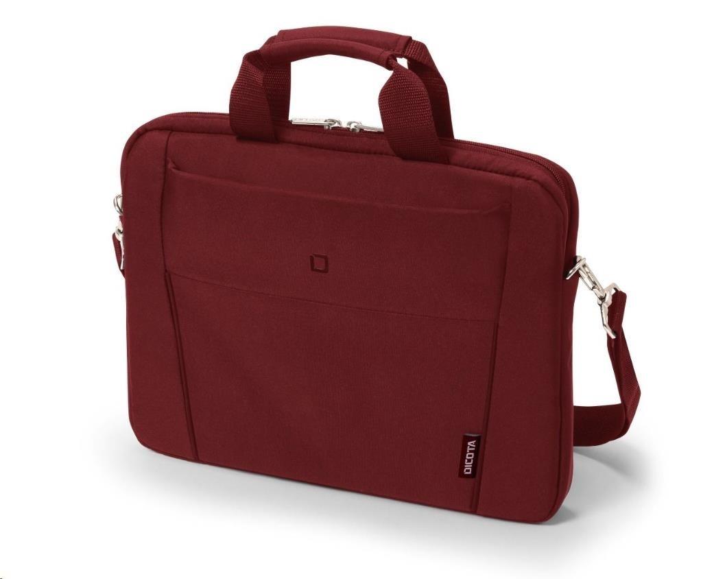 DICOTA Slim Case BASE 13-14.1, red