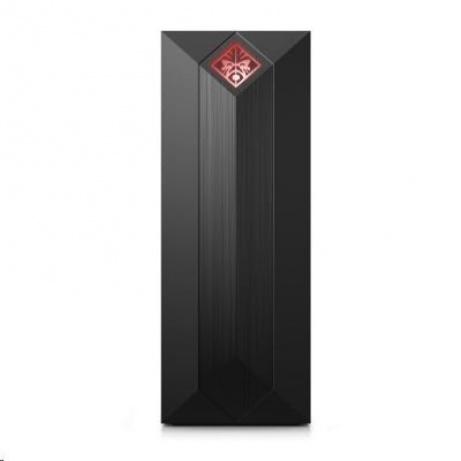 PC OMEN by HP 875-1020nc, i7 9700F, HyperX 16GBDDR4, 512 GB SSD + 2TB, RTX 2060 6GB, WIN10 - Black