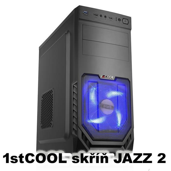 7f897fb2b7 BOHEMIAPC - ASUS herní INTEL Kaby Lake i5 4X3.5GHZ 8GB DDR4 1TB HDD ...