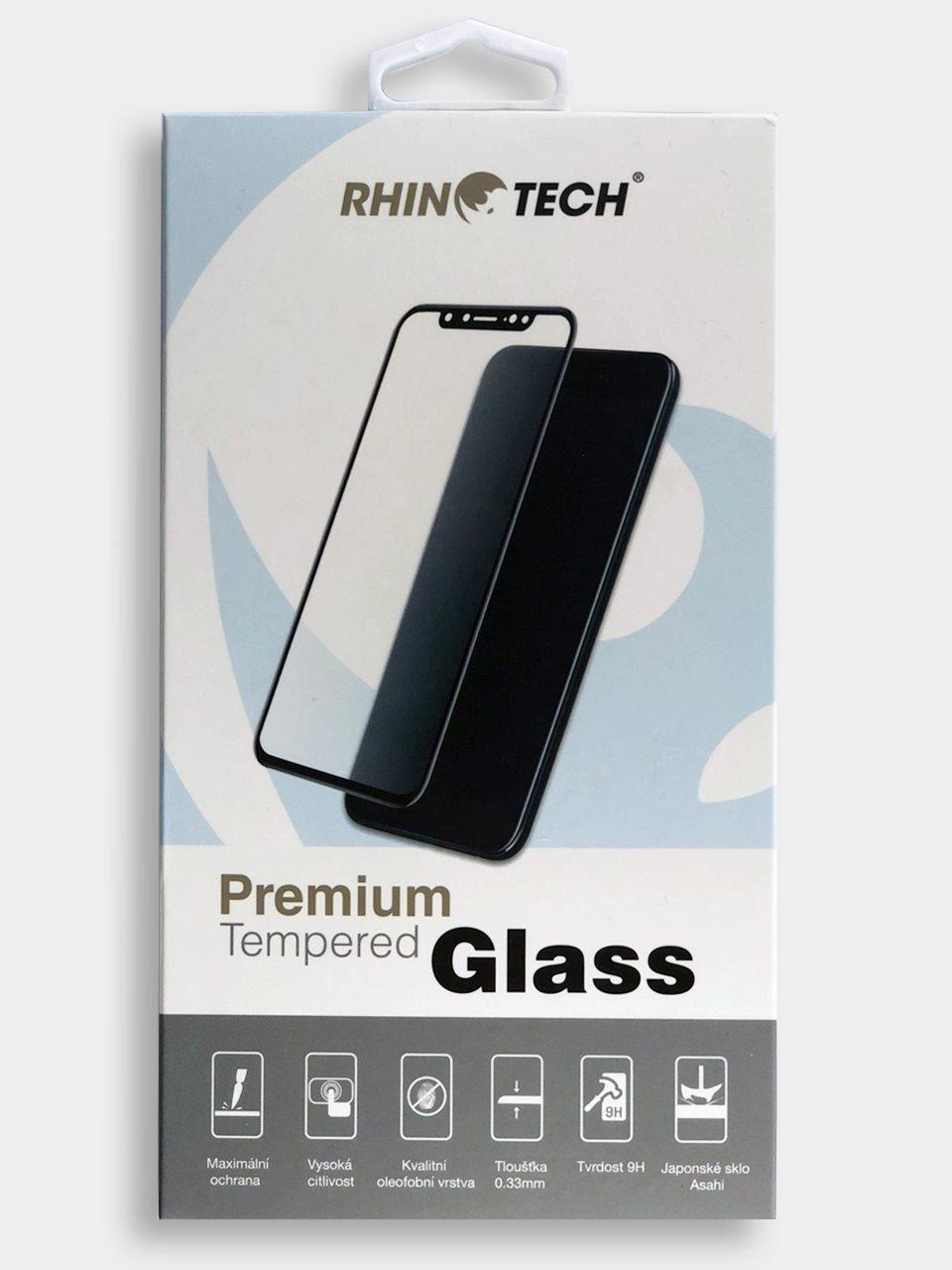 RhinoTech 2 Tvrzené ochranné 2.5D sklo pro Xiaomi Redmi Note 5A Prime, Black