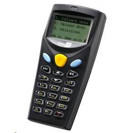 CipherLab CPT-8001L Přenosný terminál, laserová čtečka, 4 MB, bez stojánku