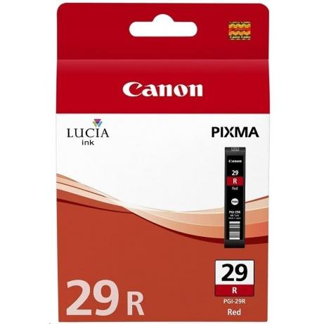Canon BJ CARTRIDGE PGI-29 R pro PIXMA PRO 1