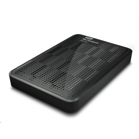 "WD My Passport AV-TV 1TB Ext. 2.5"" USB3.0, Black"