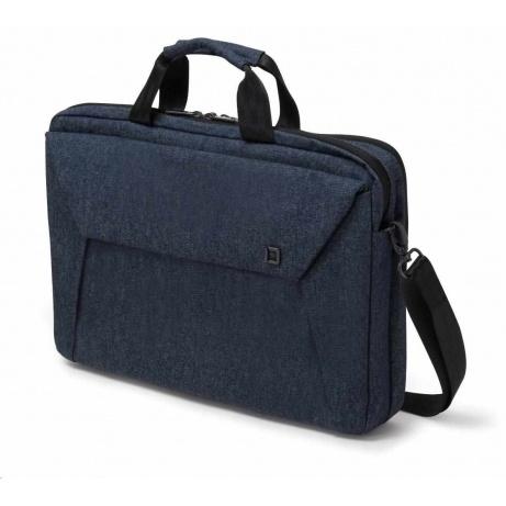 DICOTA Slim Case Plus EDGE 12-13.3, blue denim
