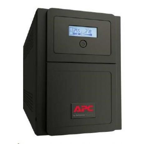APC Easy UPS SMV 1000VA 230V (700W) - Poškozený obal - BAZAR