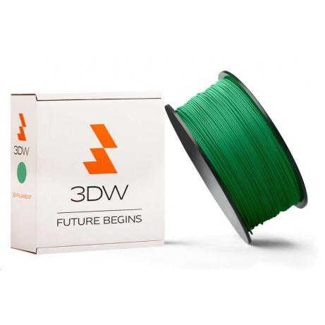 3DW ARMOR - PLA filament, průměr 1,75mm, 500g, zelená, teplota tisku 190-210°C