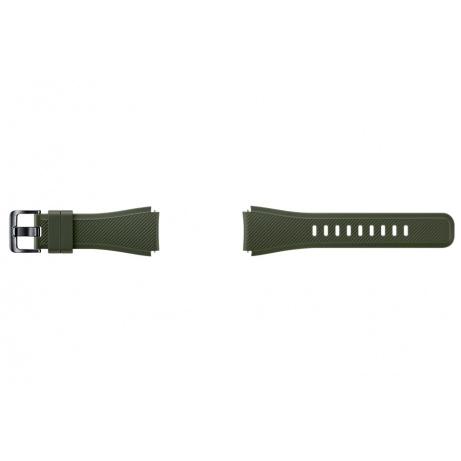 Samsung výměnný pásek silikon 22mm, Khaki