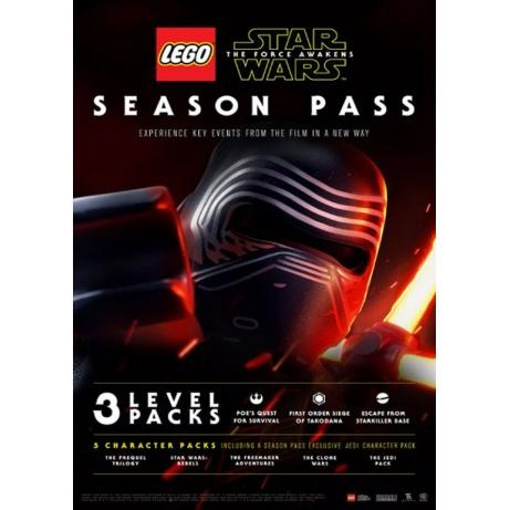 ESD - PS3 - LEGO® Star Wars: The Force Awakens Season Pass