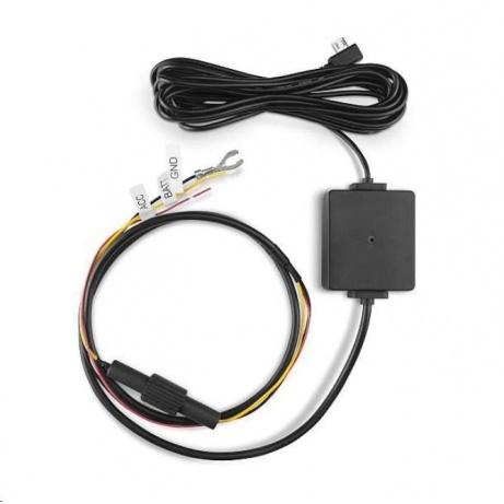 Garmin kabel napájecí s volnými konci pro Dash Cam 45/55/65W (parking)