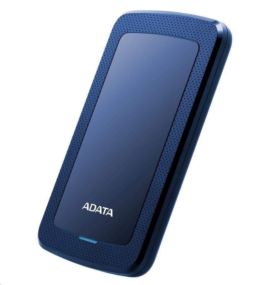 "ADATA Externí HDD 2TB 2,5"" USB 3.1 HV300, modrý"