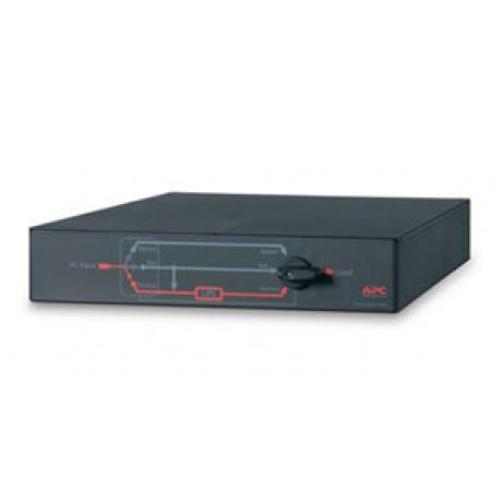 APC Service Bypass Panel- 230V,50A,MBB,Hardwire input,(4) IEC-320 C19 Output