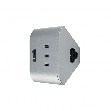 OSRAM USB socket (3 x 5V 1A)  LED Corner
