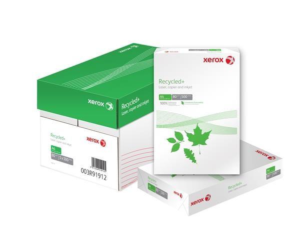 Xerox Papír Recyklovaný+ (80g/500listů, A3) - POŠKOZENÝ OBAL - BAZAR