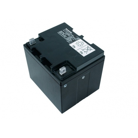 Baterie - Panasonic LC-P1238APG (12V/38Ah - M5), životnost 10-12let