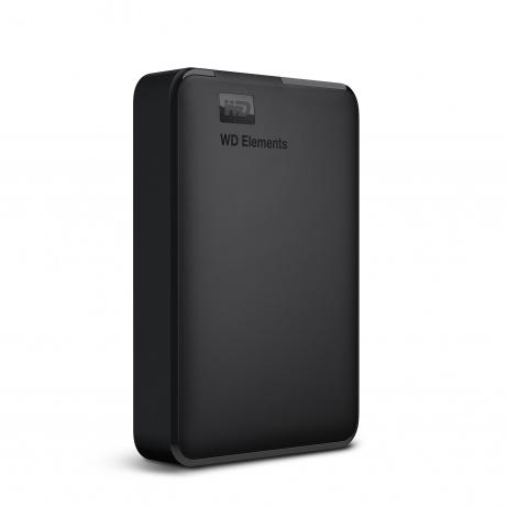 "Ext. HDD 2.5"" WD Elements Portable 4TB USB"