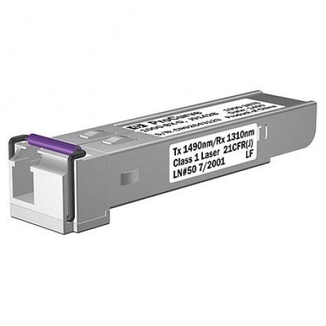 HP X122 1G SFP LC BX-D Transceiver
