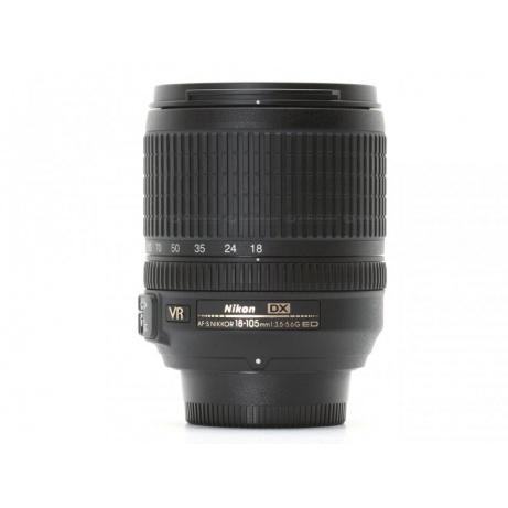 NIKON 18-105mm f3.5-5.6 G AF-S DX VR ED
