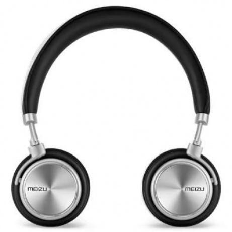 MEIZU sluchátka HD50, stříbrná-černá