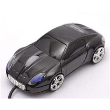 ACUTAKE Extreme Racing Mouse BK3 (BLACK) 1000dpi