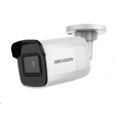 HIKVISION IP kamera 8Mpix (4K UHD), 3840x2160, 20sn/s, H.265+, obj. 2,8mm (102°),PoE, IR 30m, WDR 120dB,MicroSDXC,IP67