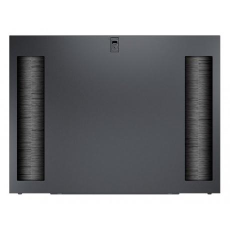 APC NetShelter SX 42U 1070 Split Feed Through Side Panels Black (Qty 2)