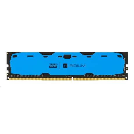 DIMM DDR4 8GB 2400MHz CL15 (Kit 2x4GB) GOODRAM IRDM, blue