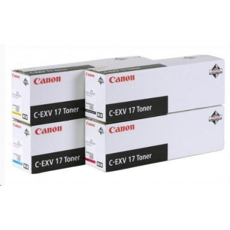 Canon Toner C-EXV 17 Magenta (IRC4580/4080/5185 series)