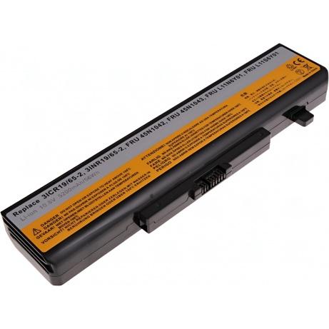 Baterie T6 power Lenovo IdeaPad Z580, G580, G500, G510, G700, 6cell, 5200mAh