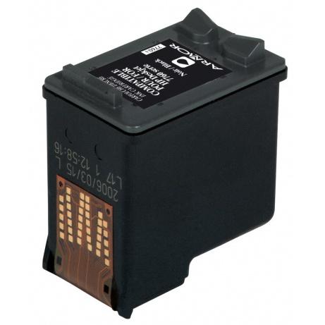 ARMOR cartridge pro HP DJ 5150/5652/OJ4110 Black (C6656A)