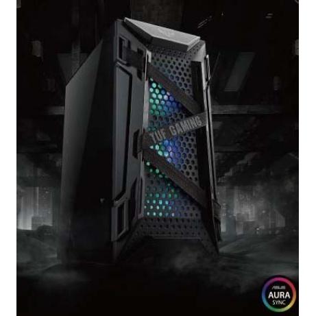 BOHEMIAPC - TOP GAMER ASUS TUF EDICE INTEL I7 / ASUS B360 STRIX / 16 GB DDR4 2666MHZ / 2TB + 500GB SSD / RTX 2070 8GB / SUPER HERNÍ POČÍTAČ - BCI79700fRTX20808g