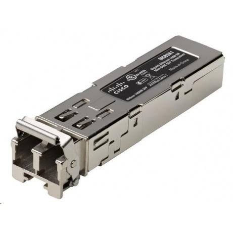 Cisco MGBSX1, gigabit ethernet SX Mini-GBIC SFP transceiver, 550m
