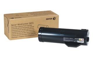 Xerox vysokokapacitní tonerová kazeta, WC 3655 (14,400 stran)