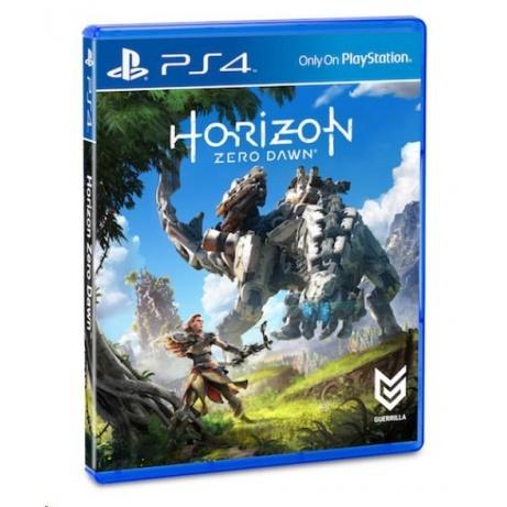 SONY PS4 hra Horizon Zero Dawn