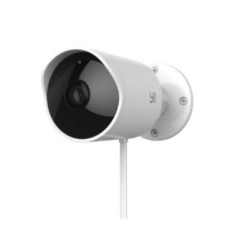 YI 1080P Outdoor kamera, bílá