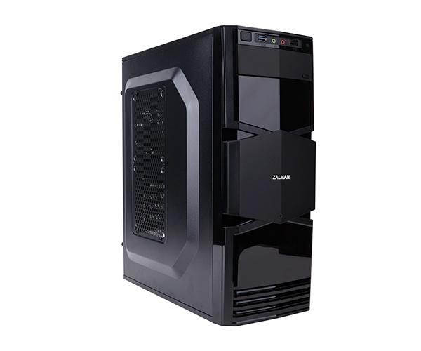 case Zalman minitower T3, mATX/mITX, bez zdroje, USB3.0, černá