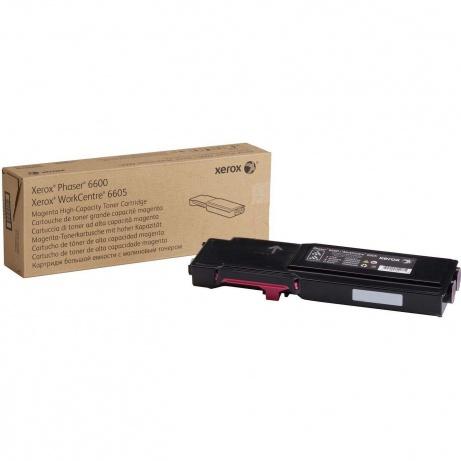 Xerox toner Magenta pro Phaser 6600/6605, 6000 str.