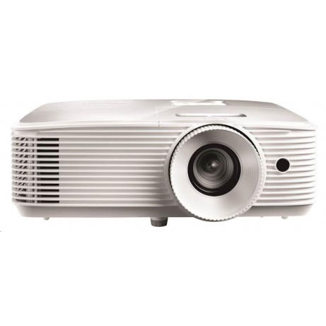 Optoma projektor EH334 (DLP, FULL 3D, FULL HD, 1080p, 3600 ANSI, 20000:1, 16:9, HDMI and MHL support and built-in 10W s)