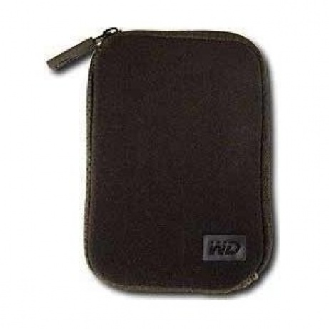 WD My Passport Carrying Case - Neoprene Black pouzdro