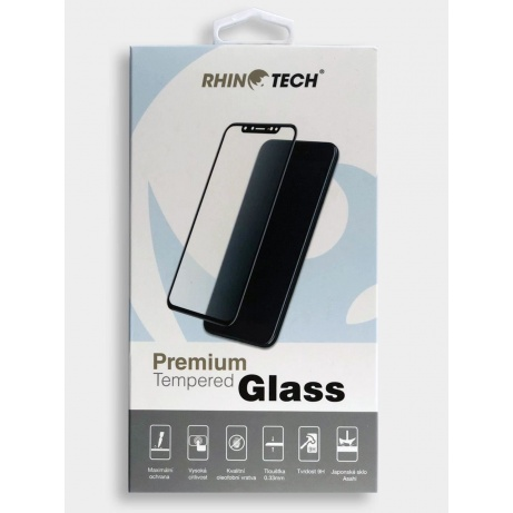 RhinoTech 2 Tvrzené ochranné 2.5D sklo pro Xiaomi Redmi Note 4, White