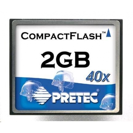 PRETEC CompactFlash Card 2GB