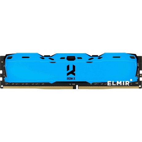 DIMM DDR4 8GB 3000MHz CL16 SR GOODRAM IRDM, black