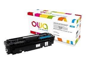 OWA Armor toner pro HP Color Laserjet Pro M377 MFP, M452, M477 MFP, 5000 stran, CF411X, modrá/cyan