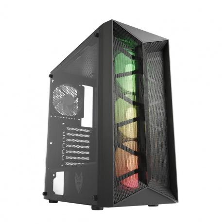 BOHEMIAPC - Herní PC INTEL i5-9400F 4,1GHz, 512GB SSD, GTX1650 , 8GB DDR4 RAM, bez OS - BCi59400FSSD512GTX1650
