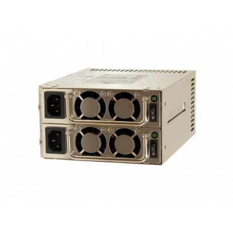CHIEFTEC redundantní zdroj MRW-6420P, 2x420W, ATX & Intel Dual Xeon-12V V.2.3/EPS-12V, PS-2 type, PFC