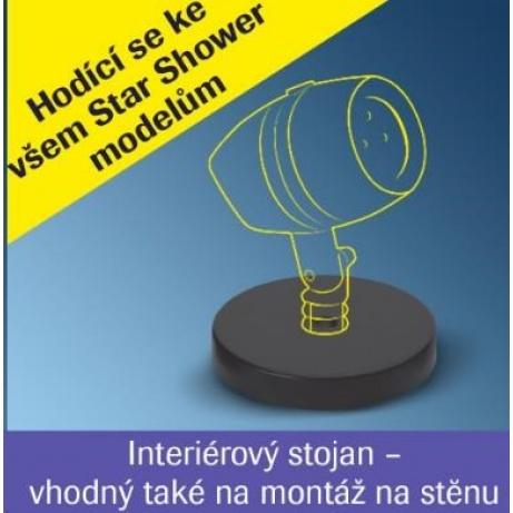 Star Shower Interiérový stojan