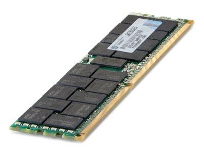 HP memory 4GB RDIMM (1x4GB) SR x4 PC3-14900R (DDR3-1866) Regist CAS13
