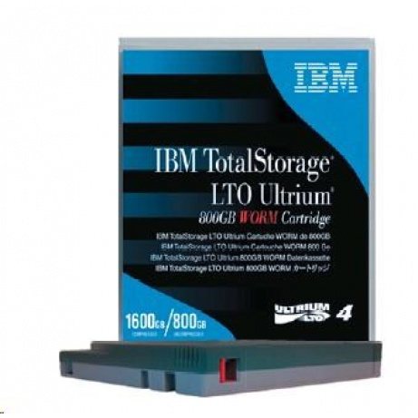 IBM LTO4 Ultrium 800/1600GB WORM