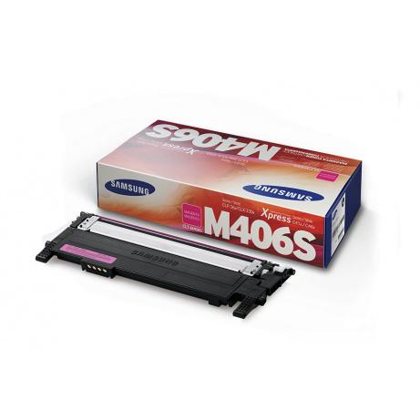 Samsung CLT-M406S Magenta Toner Crtg