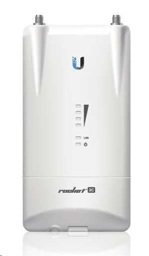 UBNT airMAX Rocket5 AC Lite [Client/AP/Repeater, 5GHz, 802.11ac, 27dBm, 2xRSMA]